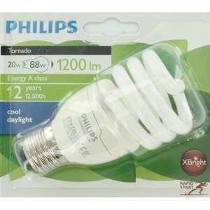 Ampoules led et éco Philips