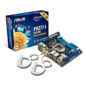 Carte mère Asus P8Z77-I DELUXE Intel Mini ITX Socket 1155