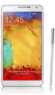 Smartphone Galaxy Note 3 avec forfait Idol XL (39.99€/mois pendant 2 ans)