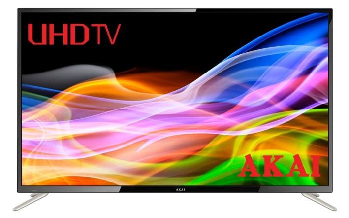 "Téléviseur 55"" Akai ATE-55N4244K - 4K UHD"