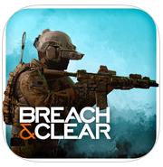Breach & Clear gratuit sur iOS (Au lieu de 2.69€)