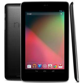"Tablette Asus Google Nexus 7"" 16 Go Wi-Fi (9,45€ de port)"