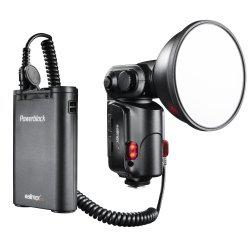 Walimex Pro Flash Shooter 180 + Batterie Powerblock II