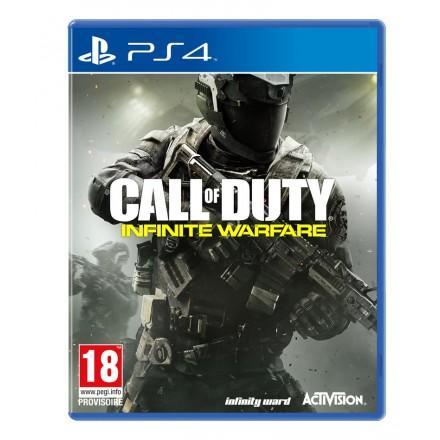 Call of duty : infinite warfare gratuit sur PS4 ou Xbox One (via 29,90€ sur la carte fidélité) dès 100€ d'achat