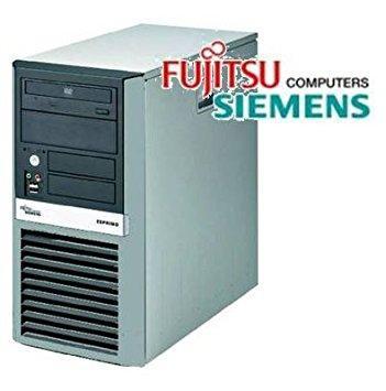ordinateur de bureau fujitsu siemens esprimo p5925 intel core2duo e8300 4go ram 250go nvidia. Black Bedroom Furniture Sets. Home Design Ideas