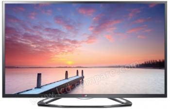 """[Offre adhérent] TV LED LG 42LA641S 42"""" 3D smart TV + 4 paires de lunettes 3D incluses  (avec ODR 50€ et 100€ CC)"""
