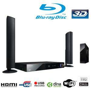 Pioneer Home Cinéma 2.1 Blu-ray 3D - Puissance audio: 560 W