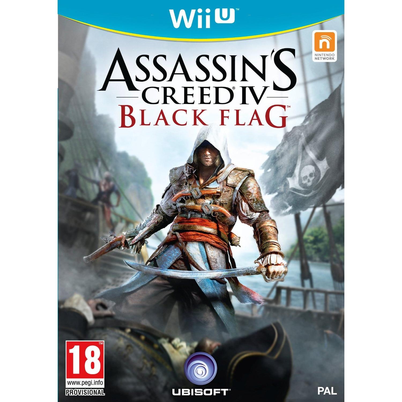Assassin's Creed 4 Black Flag sur Wii U