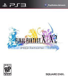 Final Fantasy X/X-2 HD Remaster sur PS3 (Précommande)