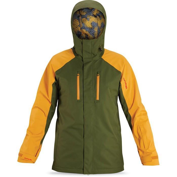 Jusqu'à -65% de remise sur une sélection d'articles Snow Wear - Ex: Vestes Dakine Canyon