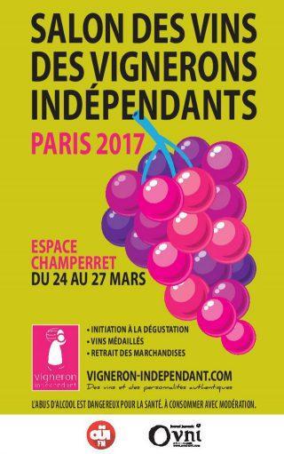 Lot de 2 billets gratuits pour le salon des vignerons - Salon des vignerons independants paris ...