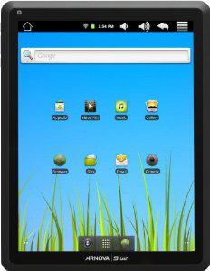 "Tablette 9.7"" Archos Arnova 9 G2 8Go"