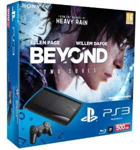 Pack PS3 500Go Beyond Two Souls + The Last of Us