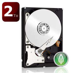 Disque dur interne WD Green 2To 64Mo 3.5""