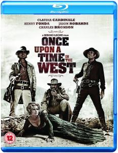 Blu-ray Il était une fois dans l'ouest