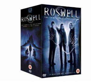 Roswell intégrale saisons 1 à 3 coffret DVD