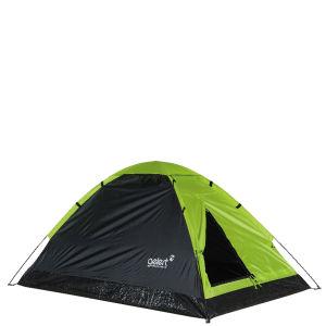 Tente de trekking Gelert Monodome 2 pour 2 personnes Vert/gris