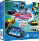 Console PS Vita Wi-Fi/3G Sports & Racing Megapack + 8 Jeux + Carte Mémoire 8 Go