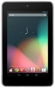 Tablette Nexus 7 2012 32Go WiFi (-30% sur carte de fidélité)