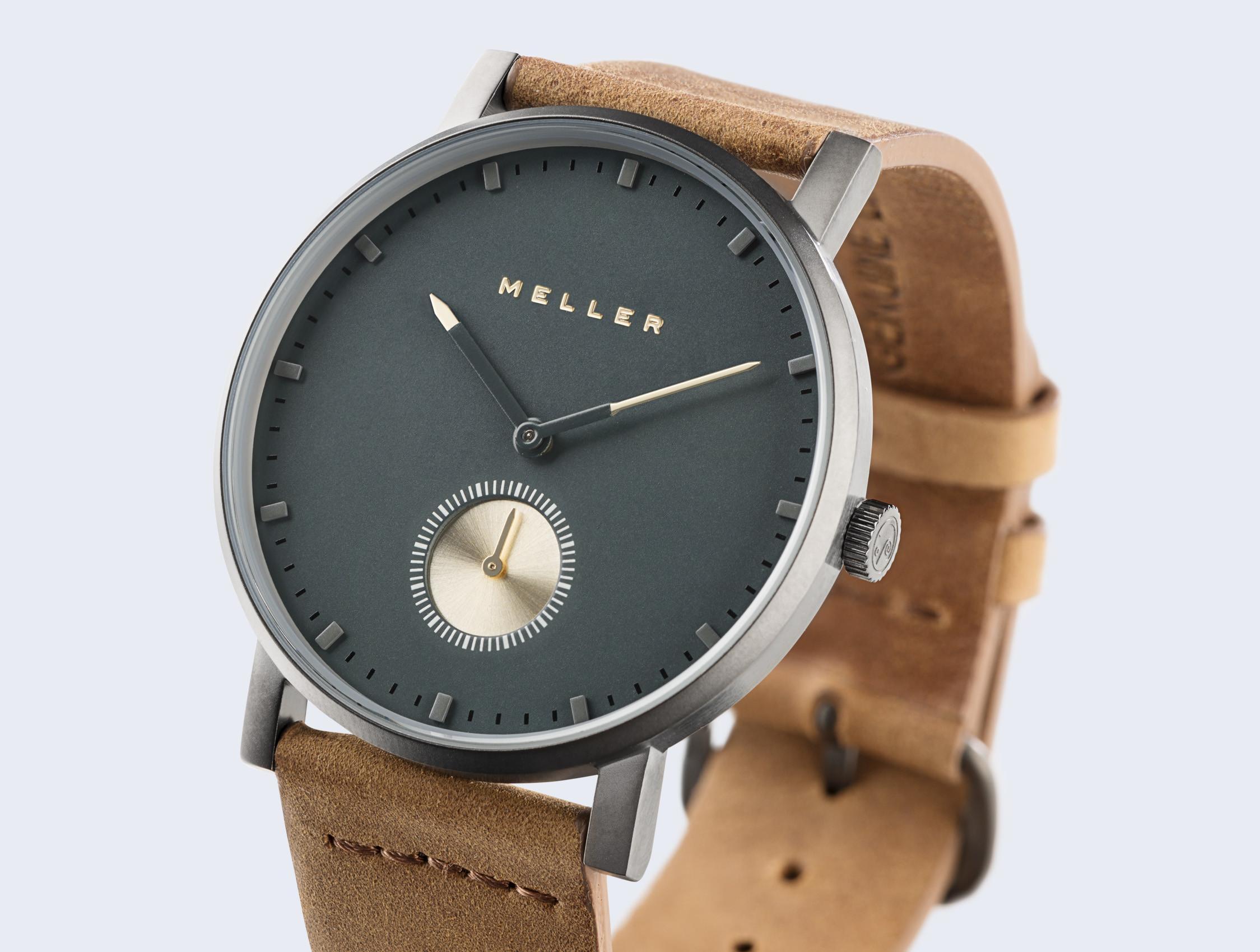 40% de réduction immédiate sur l'ensemble des montres - Ex: Montre Maori Nag Camel à 59€ (Frais de livraison inclus)