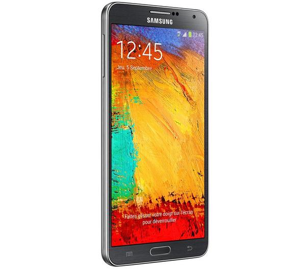 Smartphone Samsung Galaxy Note 3 (Avec ODR Samsung de 100€ + 60€ de Pixmania)