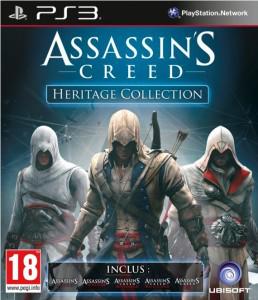 Pré-commande : Assassin's Creed Héritage sur PS3/XBO360