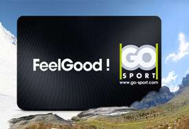 Rosedeal Go Sport : Bon d'achat de 40€