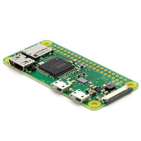 Mini-PC Raspberry Pi Zero-W (frais de port inclus)