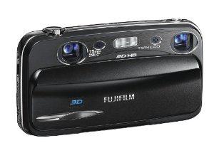 Appareil photo 3D Fujifilm FinePix W3 10 Mpix