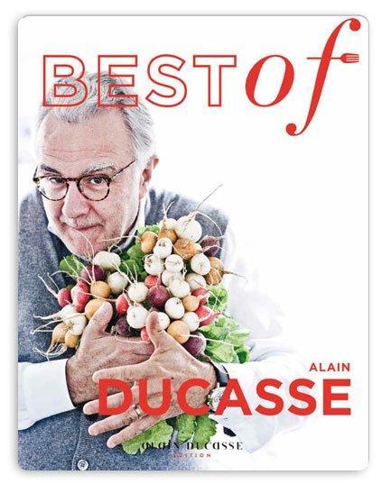 """Livre numérique """"Best of Alain Ducasse"""" (en anglais) gratuit (au lieu de 4.99€)"""
