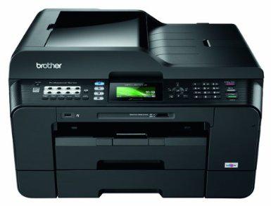 Imprimante Multifonction A3 Brother MFC-J6710DW Fax, Ethernet & WiFi... avec Double Bac + Garantie 3 ans