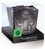 Coffret Blu-ray Trilogie Transformers Edition Collector Limitée Autobot