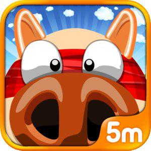 Flip Pigs gratuit sur iOS (Au lieu de 2.69€)