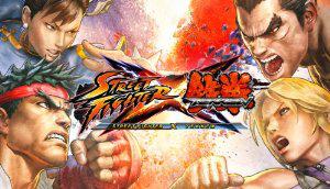 Jeu Street Fighter X Tekken Complete Pack