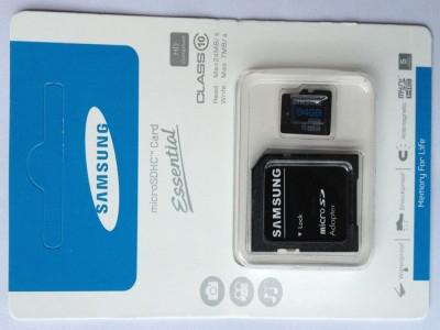 Carte micro SD 64 Go Samsung Class 10 avec Adaptateur SD