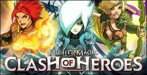 M&M Clash of Heroes sur Android