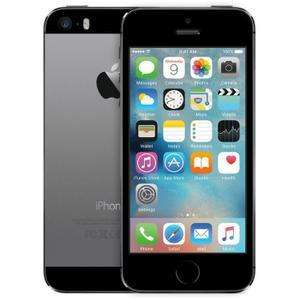 "Smartphone 4"" Apple iPhone 5S -  16 Go, Gris sidéral, Reconditionné"