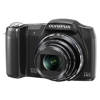 Appareil photo Olympus SZ-16 Noir :16 MP, Zoom 24x,1080p