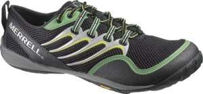 Chaussures minimalistes Barefoot Run Trail Glove Homme (vert noir)