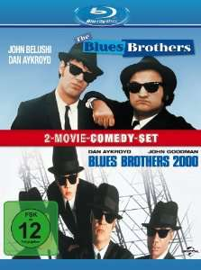 Coffret 2 Blu Ray Blues Brothers/Blues Brothers 2000