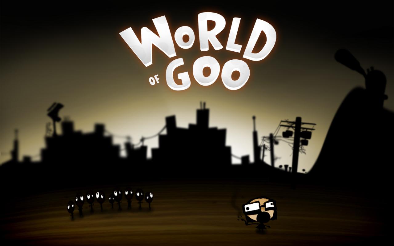 World of goo sur PC (Dématérialisé)