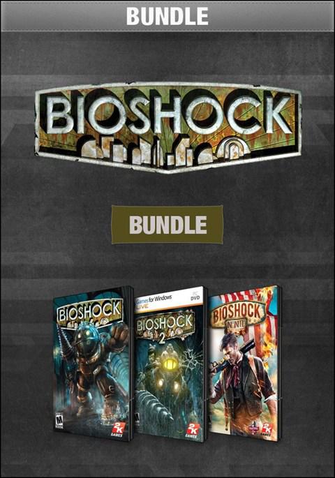 BioShock Bundle (BioShock 1 & 2 + Infinite) ou Metro bundle (Metro 2033 and Metro: Last Light)