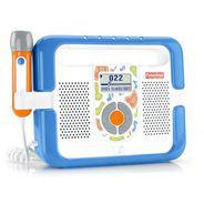 Lecteur MP3 avec microphone Fisher price