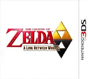 Jeu 3DS - The legend of Zelda A Link Between Worlds
