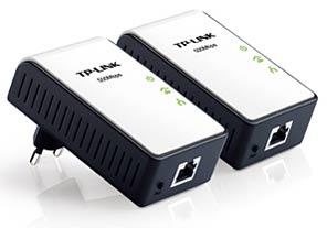 Pack de 2 Mini Adaptateurs CPL TP-Link TL-PA411 KIT Ethernet powerline 500 Mbps