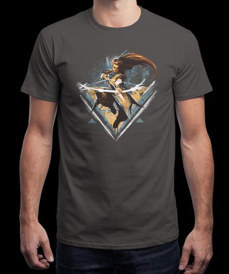 3€ de réduction sur tous les tee-shirts (collection temporaire incluse)