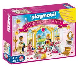Calendrier de l'Avent Playmobil Mariage de la princesse
