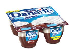 Réduction de 1.5€ pour l'achat de 2 packs de 4*Danette Le Liégeois