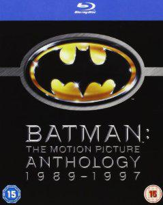 Batman Anthologie 1989 - 1997 Blu-Ray