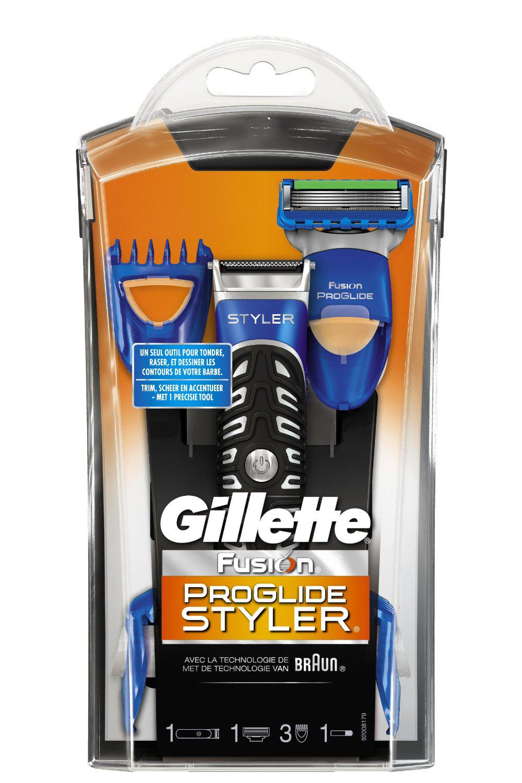 Gillette : 30% sur une sélection de rasoir gilette - Ex : Tondeuse Rasoir Fusion Proglide Styler 3 en 1